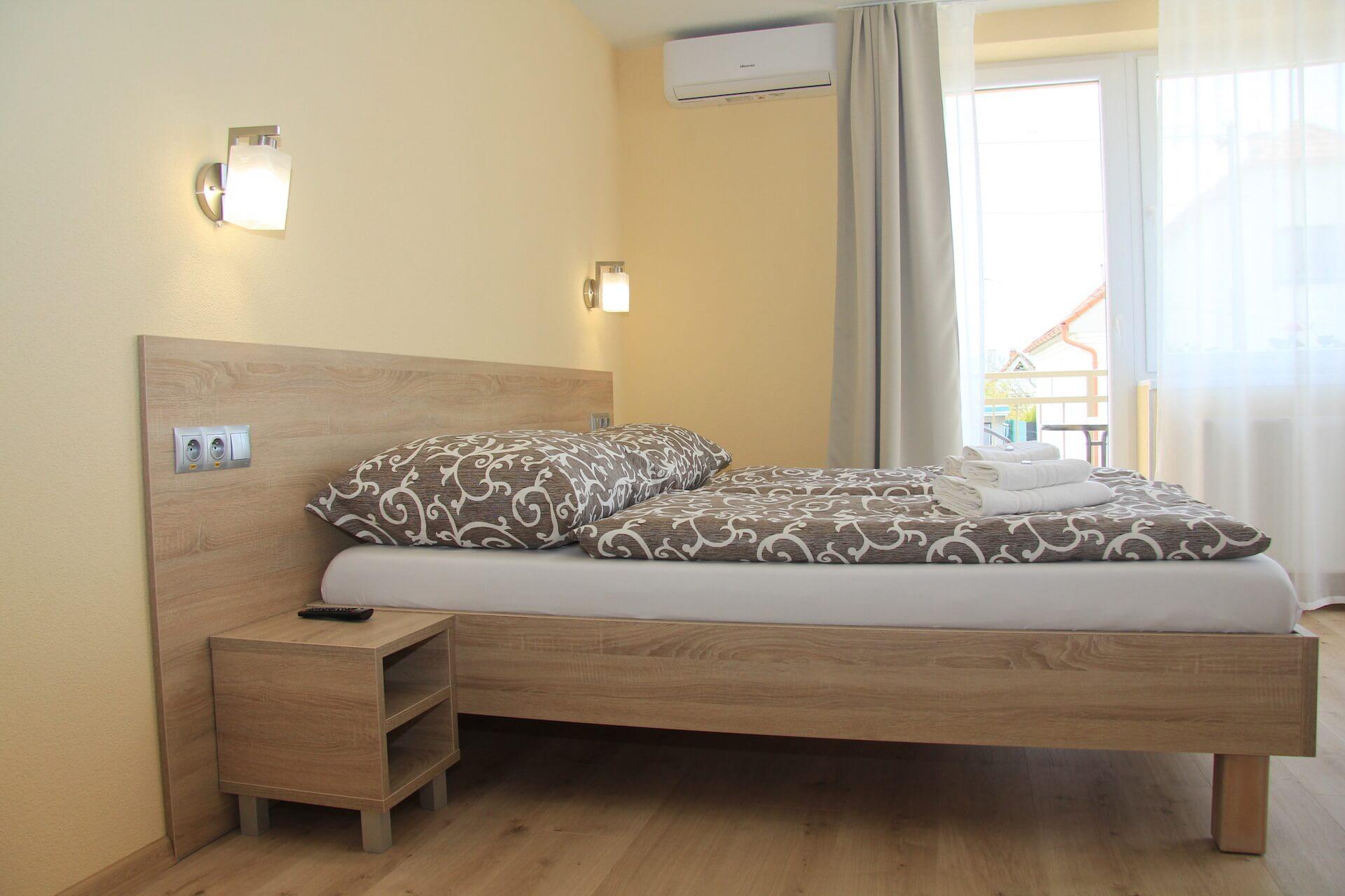 Apartmány Hujer 2 – Apartmán s balkónom